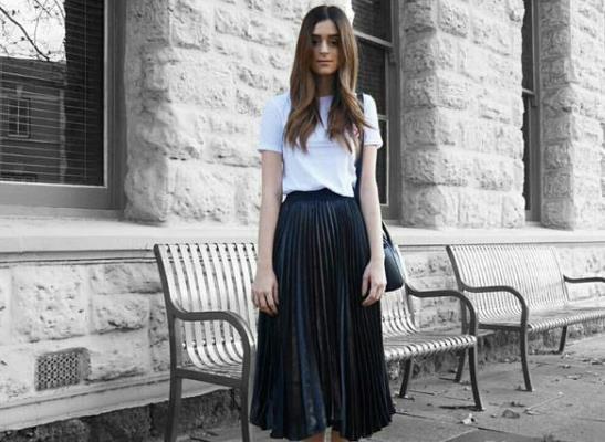 清爽的夏日穿搭最美的你,做一个元气女孩,穿搭出自己的风格