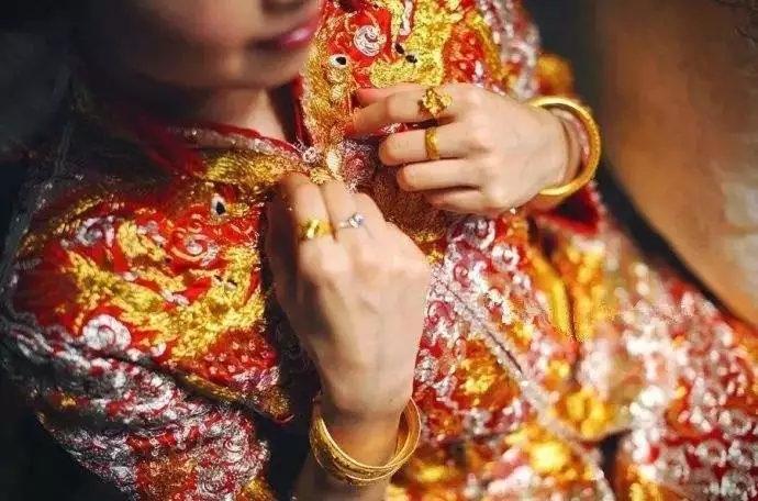 婚嫁黄金首饰,都有哪些美好寓意?