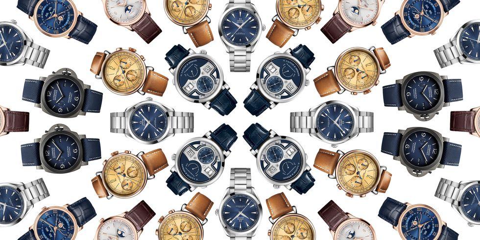 2020年13款男性最佳新奢华手表