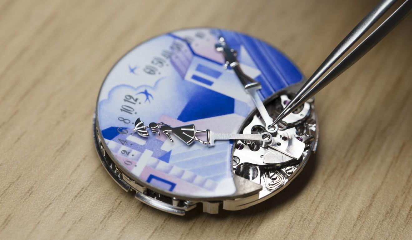 梵克雅宝(Van Cleef&Arpels)的新腕表系列让您如痴如醉