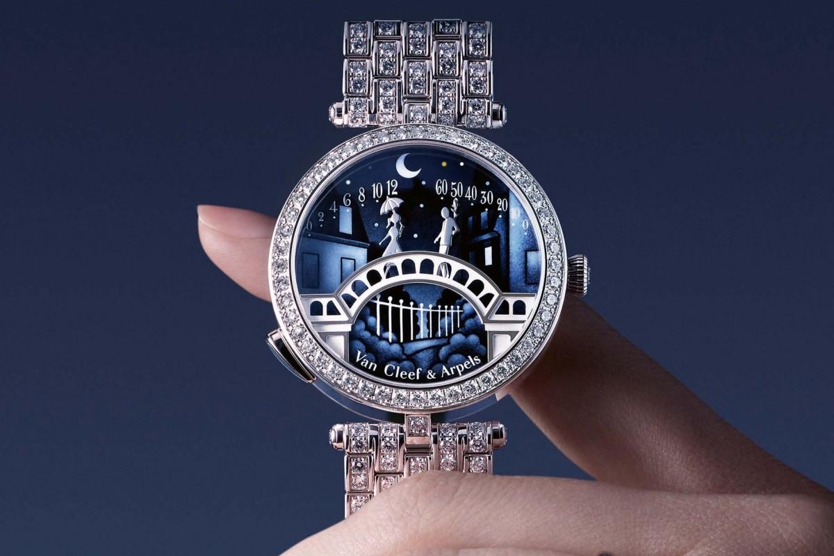 香奈儿(Chanel),迪奥(Dior)等和奢华钟表匠,其匠心独具和精湛工艺不断给人惊喜