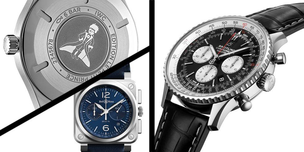 地球上最好的飞行员手表品牌,你知道几种呢?