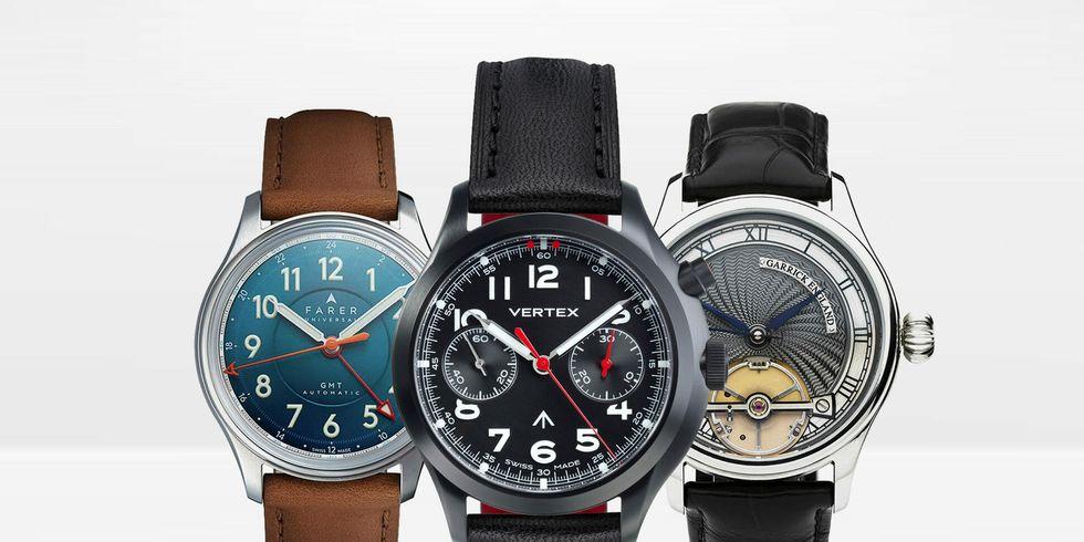 当今英国最著名的11个手表品牌,全都是精品!